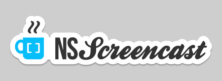 Display display nsscreencast sticker