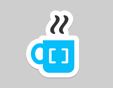 Display display nsscreencast mug sticker