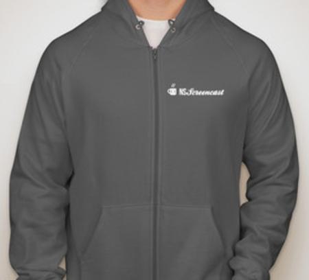 Display hoodie